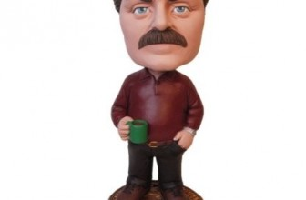 Ron Swanson Bobblehead – Parks and Recreation