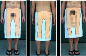 Dick Towel – Always Sunny