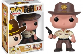 Rick Grimes Wacky Wobbler – The Walking Dead