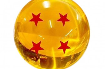 Acrylic Dragonball Replica Ball
