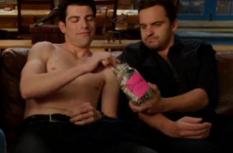 New Girl Douche Jar