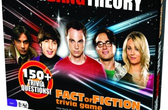 Big Bang Theory Ultimate Genius Party Game