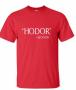 Hodor Hodor Quote T-Shirt – Game of Thrones