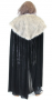 Medieval North King Ned Stark Fur Cloak – Game Of Thrones