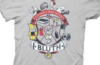Bluth Family Crest – Arrested Development