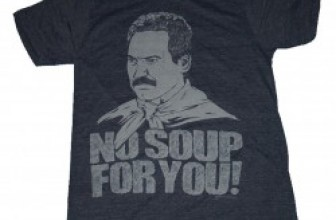 No Soup For You Tee – Seinfeld