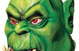 WoW Orc Masks – World Of Warcraft